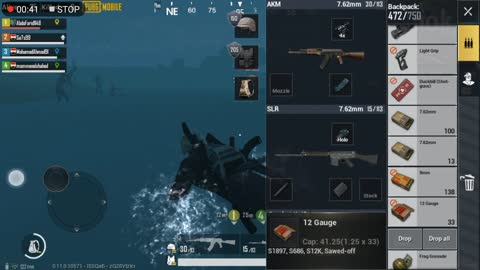 Lake Zombie Fight Pubg