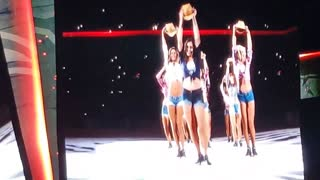 San Antonio Rampage Ice Girls Performance - Video