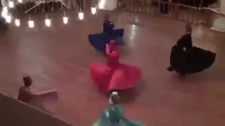 Sacred dance of Sama'a - The Dervishes Dance - Video