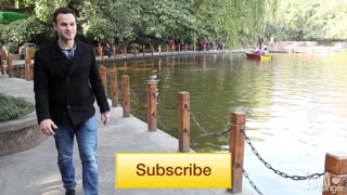 Chengdu, What To Do? Fun At People's Park! - Video