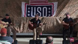 Craig Morgan talks about showing kindness to our veterans | Rare Country - Video