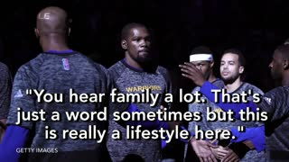 Kevin Durant Glad Warriors Lost In NBA Finals - Video