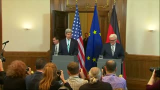 Kerry says U.S. ready to take more refugees - Video