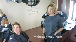 MAKEOVER: I'm Ready To Move Forward! By Christopher Hopkins,The Makeover Guy® - Video