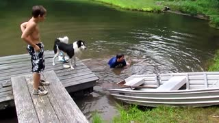 An Epic Boating Fail That You Won't Want To Miss - Video