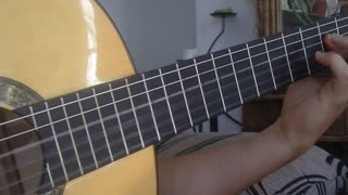 Flamenco Guitar, La Barrosa Tutorial Lesson 1, Paco de Lucía - Video