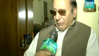 Chaudhry Shujaat Exclusive interview on Dawn News - Video