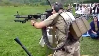Epic Machine Gun - Video