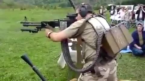 Epic Machine Gun