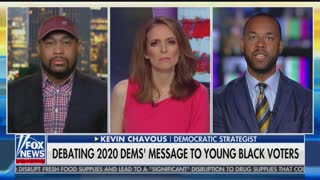 2020 Dems are struggling to reach young black voters