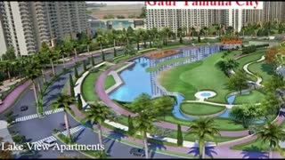 Gaur Yamuna City Residentail Projects - Video