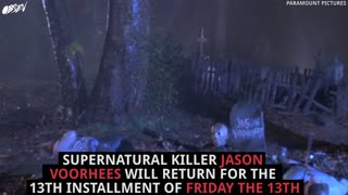 New Friday The 13th An Origin Story - Video