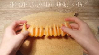 How to: Two ways to peel an orange - Video