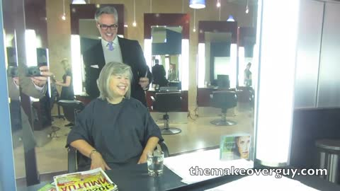 MAKEOVER: 70 and Sensational by Christopher Hopkins, The Makeover Guy®