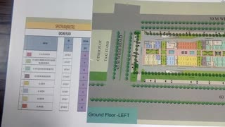 Spectrum Metro Business Space sector 75, Noida - Video