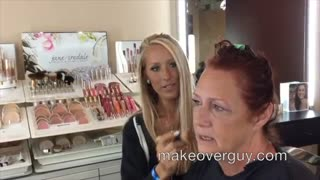 MAKEOVER: My First Time, by Christopher Hopkins, The Makeover Guy® - Video