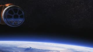 Test flight shows balloon space tourism no flight of fancy - Video