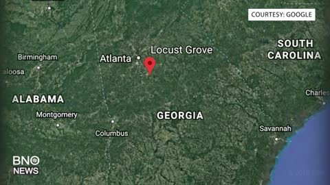 3 Police Officers Shot in Georgia State, Suspect Dead