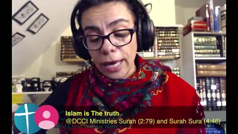 Got buried by Adel's (a Muslim) questions about Christianity! DCCI Ministries.