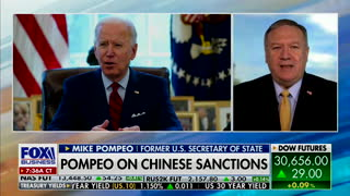 Maria Bartiromo And Mike Pompeo Discuss China Policy