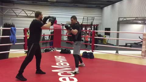 BOXING IN RUSSIA