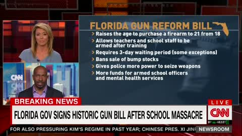 Florida Governor Rick Scott Commits to Signing Gun Control Law After February's Mass Shooting