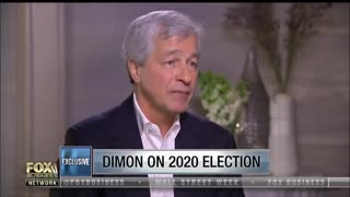 JPMorgan CEO Says Democrats 'Will Not Have a Chance' Against Trump in 2020 - Video