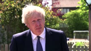 British PM 'anxious' about spread of Indian variant