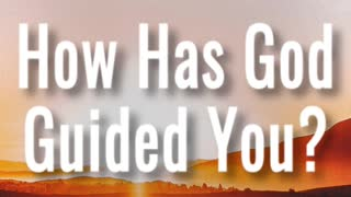 God Is With You - Video