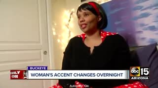 Woman Went to Sleep With a Horrible Headache Suddenly Had an Accent - Video