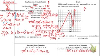 Polynomial Functions and Graphs