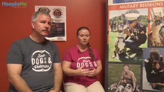 Dogs On Deployment Places Pets Of Soldiers In Foster Homes - Video