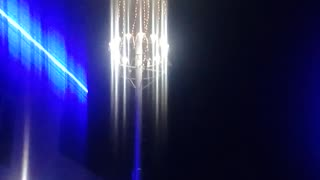 beautiful lighting scene  - Video