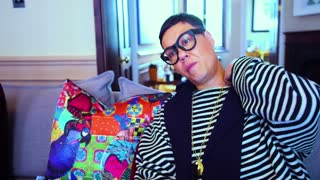 Gok Wan bares all part 6 - Video