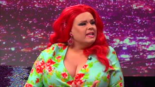 Delta Work: Look at Huh on Hey Qween with Jonny McGovern - Video