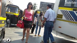 What 10 Hours Of Walking In Mumbai As A Woman Looks Like - Video
