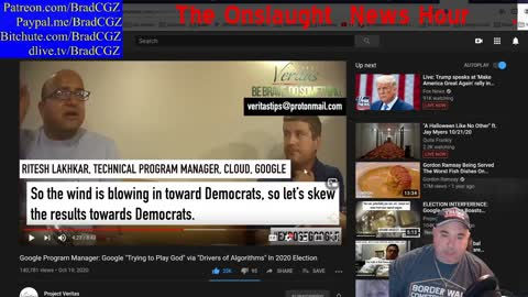 10/21/20 Onslaught News Hour