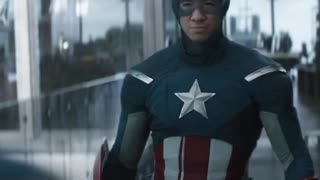 My love I has my other love Captain America