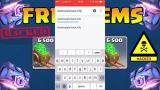 Clash Royale online hack without survey - Video