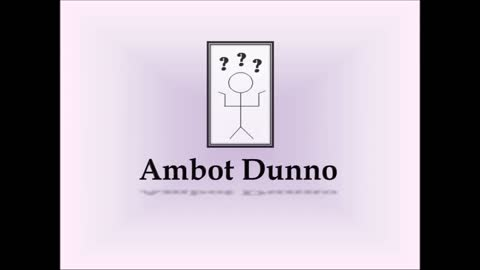 Intro to Ambot Dunno Channel