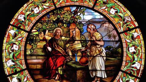 Third Sunday in Lent Homily Fr. Michael Goodyear