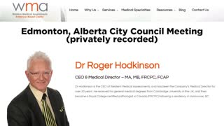 """Canadian Doctor explains """"the greatest hoax perpetrated on humanity"""""""