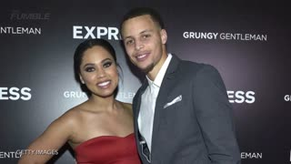 "Steph Curry Tells Ayesha Curry He's Trying To ""Find The Booty"" - Video"