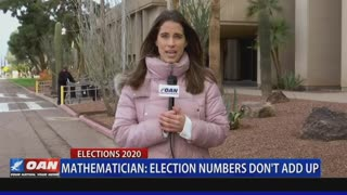 Mathematician Election Numbers Don't Add Up