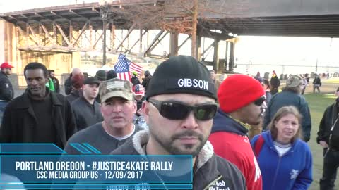 Patriots Battle AntiFa And Skin Heads SHARPs At Portland NoSanctuaryCities Justice4Kate Rally