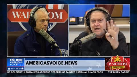 Bannon: 'Woke Corporate Culture is Just a Cover'