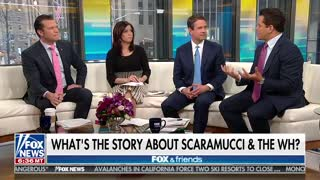 Scaramucci accuses John Kelly of creating 'chaos' in the White House - Video