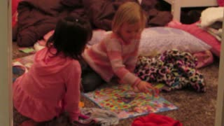 Priceless board game experience with little kids - Video