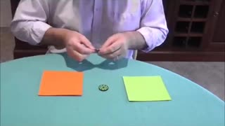 Poker Chips Invisibly Change Places - Video
