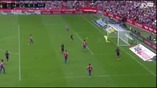 VIDEO: Neymar goal vs Sporting Gijon - Video